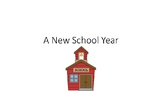 Social Story for New School Year