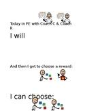 Social Story for PE