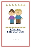 "Social Story for Parents- ""I Can Be A Responsible Parent"""