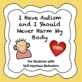 Social Story for Students With Autism - Self-Injurious Behaviors/Self-Harm