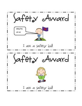 Fairness Lining up-ME FIRST!  plus bonus safety awards