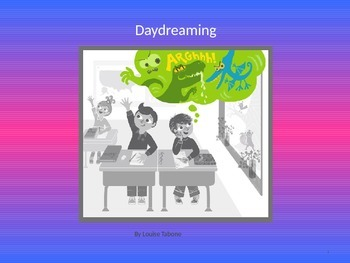 Social Story on Daydreaming
