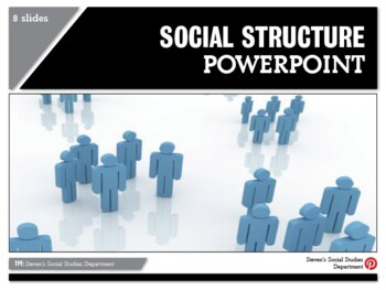 Social Structure PPT