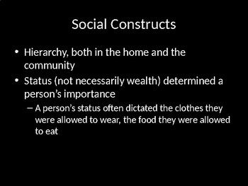 Social Structures in 16th and 17th Century Europe