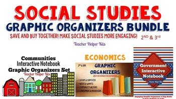 Social Studies Interactive Notebook Bundle