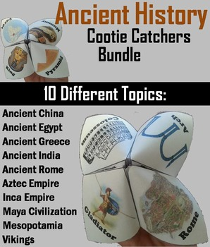 Social Studies Activities: Ancient, World, and American History