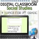Social Studies - 4 Topics - Digital