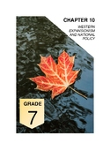 Social Studies 7: Chapter 10 Workbook Section