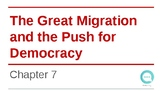 Alberta Social Studies 7: The Great Migration & Push for Democracy PowerPoint