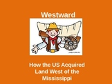 Social Studies: A New Nation: Westward Movement Lessons &