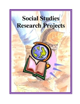 Social Studies Activities and Research Projects
