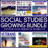 Social Studies Activities for Grades 3, 4, 5
