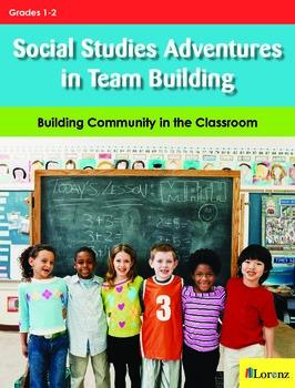 Social Studies Adventures in Team Building