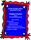 Social Studies Alive! America's Past Ch 9 Packet Life in C