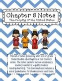 Social Studies Alive Ch. 3 Notes 4th Grade