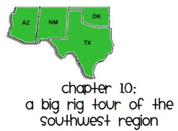 Social Studies Alive- Chapter 10- Southwest Region Resources