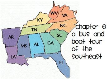Social Studies Alive- Chapter 6- Southeast Region Resources