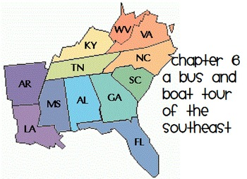 Social Studies Alive- Chapter 6- Southeast Region Resources