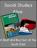 Social Studies Alive Chapter 6 and 7 Foldable
