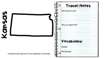 Social Studies ALIVE!  Midwest Travel Guide