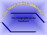 Social Studies Alive- Southeast Region Review Game
