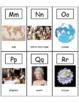 Social Studies Alphabet Flash Cards