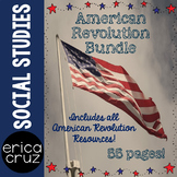 American Revolution Unit Social Studies
