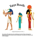 Social Studies: Ancient Egypt Contributions Packet