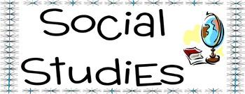 Social Studies Banner