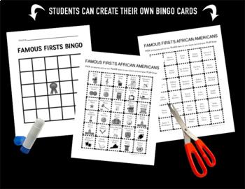 Famous People Bingo Bundle