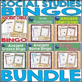 Social Studies Bingo Bundle