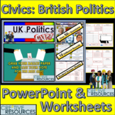 Social Studies - British law and politics