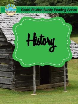 Social Studies Buddy Reading: History