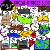 Social Studies Buds {Creative Clips Clipart}