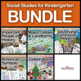 Social Studies Bundle(works with distance learning)