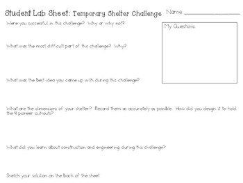 Social Studies Bundle Collection ~ 12 STEM Engineering Packs ~ 62 Challenges!
