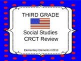 Social Studies CRCT Review for Third Grade