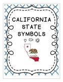 Social Studies : California State Symbols Unit and County
