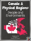 Social Studies -Canada & Physical Regions- Ontario, Grade 4
