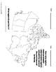 Social Studies - Canada's Regions  - Grade 4 Workbook