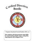 Social Studies Cardinal Directions : Map Skills