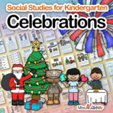 Social Studies: Celebrations and Holidays (works with dist