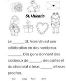 French Immersion, Celebration no.22 - Le jour Saint-Valent