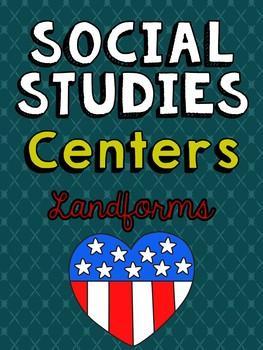 Social Studies Centers Pack 1