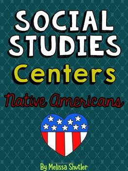 Social Studies Centers Pack 2