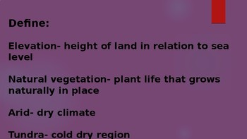 Social Studies Chapter 1 Lesson's 4 and 5