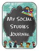 Social Studies Chapter 1 Notebook Pages