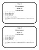 Social Studies Chapter 21 Notebook Pages