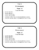 Social Studies Chapter 22 Notebook Pages