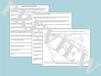 Social Studies Christmas Bundle